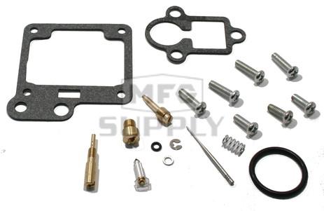 Complete ATV Carburetor Rebuild Kit for 04-08 Yamaha YFM50 Raptor ATV