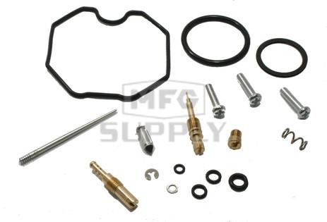 Complete ATV Carburetor Rebuild Kit for 97-98 Honda TRX250 Recon ATV