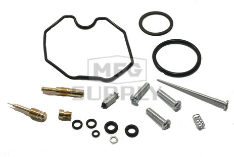 Complete ATV Carburetor Rebuild Kit for 05-newer Honda TRX250TE & TRX250TM Recon ATVs