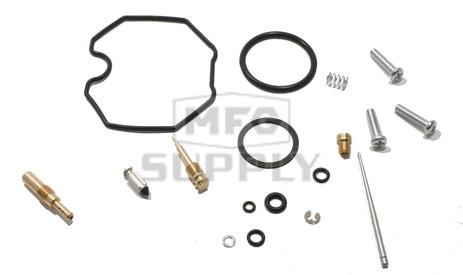 Complete ATV Carburetor Rebuild Kit for 06-newer Honda TRX250X & TRX250EX Sportrax ATVs