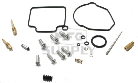 Complete ATV Carburetor Rebuild Kit for 93-09 Honda TRX300EX & TRX300X