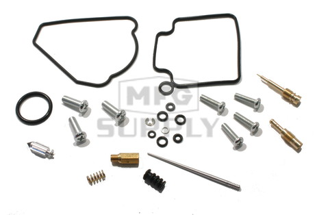 Complete ATV Carburetor Rebuild Kit for 99-14 Honda TRX400EX & TRX400X
