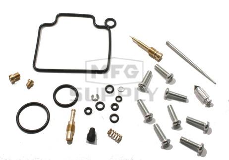 Complete ATV Carburetor Rebuild Kit for 04-07 Honda TRX400FA/TRX400FGA Fourtrax Rancher
