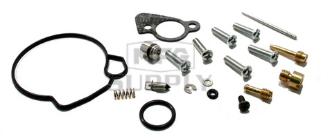 Complete ATV Carburetor Rebuild Kit for 01 Polaris Scrambler 90 / Sportsman 90