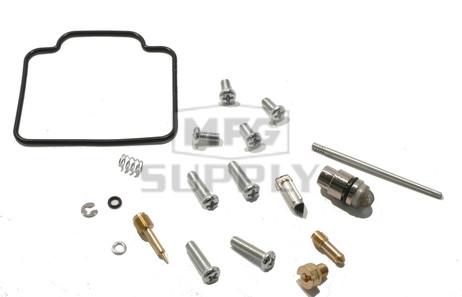Complete ATV Carburetor Rebuild Kit for 00-02 Polaris Magnum 500 4x4, Magnum 500 2x4 HDS
