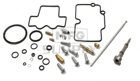 Complete ATV Carburetor Rebuild Kit for 08-09 Honda TRX450R ATV
