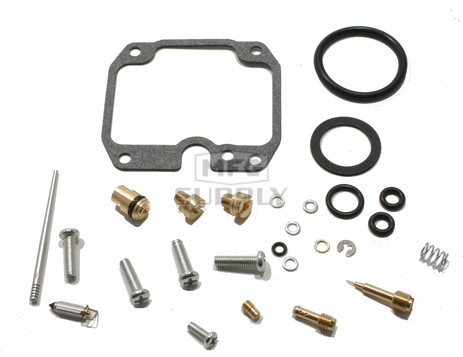 Complete ATV Carburetor Rebuild Kit for 89-04 Yamaha YFA1 Breeze ATV