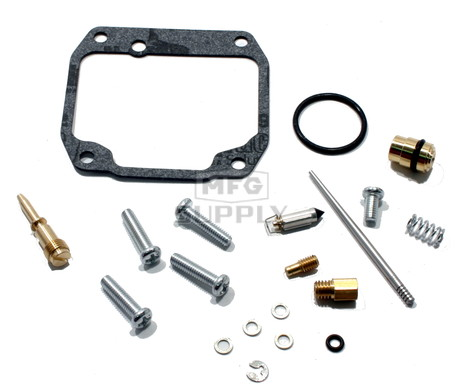 Complete ATV Carburetor Rebuild Kit for 88-06 Yamaha YFS200 Blaster ATV