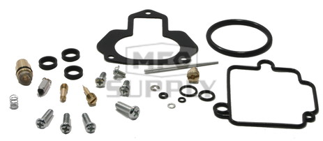 Complete ATV Carburetor Rebuild Kit for 93-95 Yamaha YFM400 Kodiak 4x4 ATV