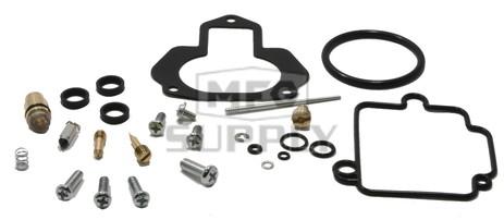 Complete ATV Carburetor Rebuild Kit for 93-95 Yamaha YFM400 Kodiak 4x4 ATV