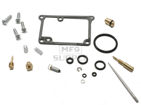 Complete ATV Carburetor Rebuild Kit for 89-90 Suzuki LT-250S ATV