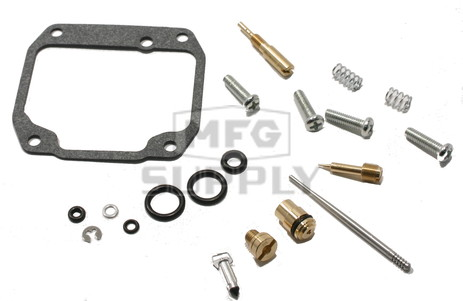 Complete ATV Carburetor Rebuild Kit for 90-93 Suzuki LT-230E QuadRunner