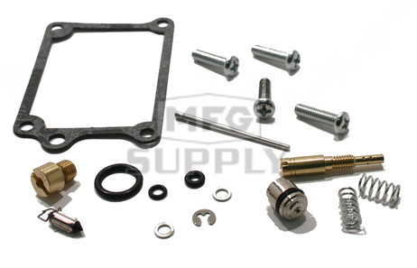 Complete ATV Carburetor Rebuild Kit for 06-09 Suzuki LT-Z50 Quad Sport ATV