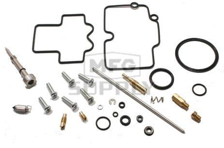Complete ATV Carburetor Rebuild Kit for 04-05 Yamaha YFZ450