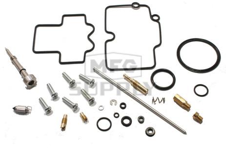 Complete ATV Carburetor Rebuild Kit for 04-05 Yamaha YFZ450