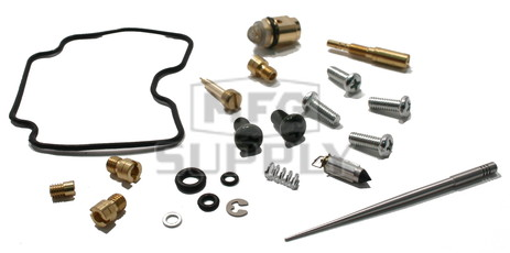 Complete ATV Carburetor Rebuild Kit for 04-07 Yamaha 660 Rhino UTV