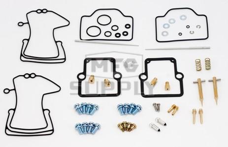 26-1791 Polaris Aftermarket Carburetor Rebuild Kit for 2003-2007 500 XC SP Model Snowmobiles