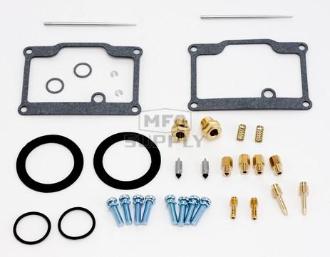 26-1792 Polaris Aftermarket Carburetor Rebuild Kit for Some 1986-1991 400 Model Snowmobiles