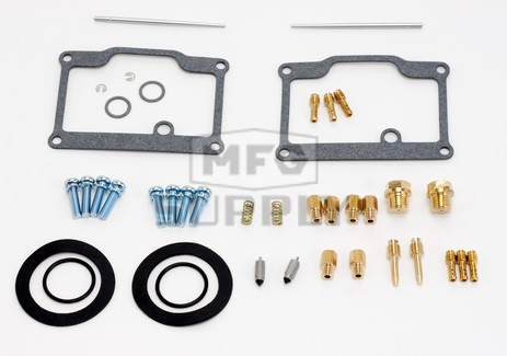 26-1793 Polaris Aftermarket Carburetor Rebuild Kit for Some 1985-1997 400, 488, and 500 Model Snowmobiles