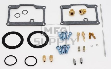 26-1803 Polaris Aftermarket Carburetor Rebuild Kit for Some 1992-1996 440 & 488/500 Sport & Trail Model Snowmobiles