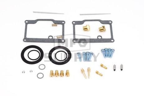 26-1814 Polaris Aftermarket Carburetor Rebuild Kit for 1990-2015 Widetrak 500 Model Snowmobiles