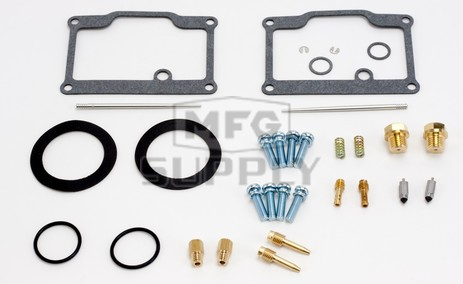 26-1823 Polaris Aftermarket Carburetor Rebuild Kit for 2007-2010 Trail RMK 550 Model Snowmobiles