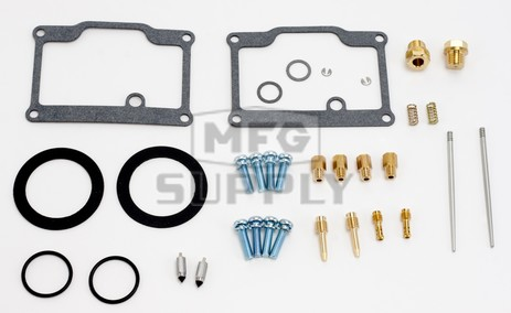 26-1826 Polaris Aftermarket Carburetor Rebuild Kit for 2006 Trail Touring 550 Model Snowmobiles