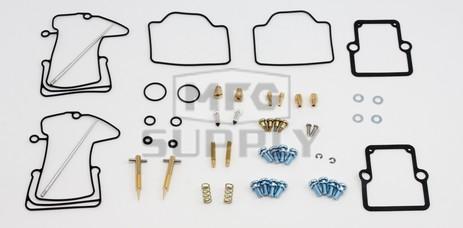 26-1828 Polaris Aftermarket Carburetor Rebuild Kit for 2001 600 Classic Edge Model Snowmobile