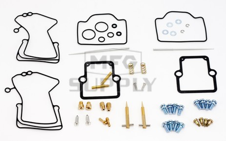 26-1834 Polaris Aftermarket Carburetor Rebuild Kit for 2006-2007 600 HO RMK Model Snowmobile