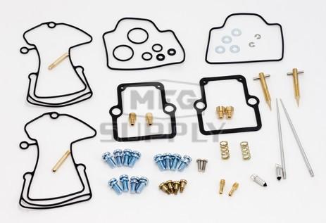 26-1838 Polaris Aftermarket Carburetor Rebuild Kit for 2008-2009 600 IQ Shift Model Snowmobile