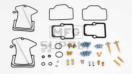 26-1839 Polaris Aftermarket Carburetor Rebuild Kit for 2001 600 Pro X Model Snowmobile