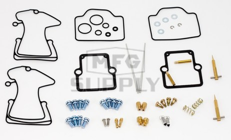 26-1840 Polaris Aftermarket Carburetor Rebuild Kit for 2002 600 Pro X Model Snowmobile