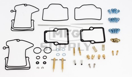 26-1845 Polaris Aftermarket Carburetor Rebuild Kit for 2008 600 RMK 144 Model Snowmobile