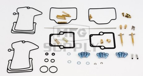 26-1850 Polaris Aftermarket Carburetor Rebuild Kit for Some 2001-2002 700 Classic and XC SP Model Snowmobile