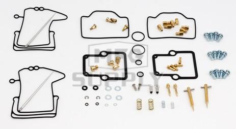 26-1851 Polaris Aftermarket Carburetor Rebuild Kit for Various 2003-2005 700 & 800 Model Snowmobile