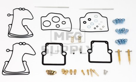 26-1852 Polaris Aftermarket Carburetor Rebuild Kit for Most 2003-2005 700 RMK Model Snowmobile