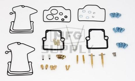 26-1855 Polaris Aftermarket Carburetor Rebuild Kit for 2001 800 LE & XC SP Model Snowmobile