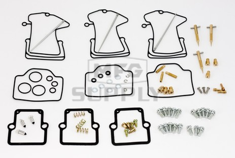 26-1856 Polaris Aftermarket Carburetor Rebuild Kit for 1999 800 XCR Model Snowmobile