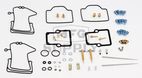 26-1860 Polaris Aftermarket Carburetor Rebuild Kit for Various 2003-2005 800 RMK Model Snowmobile