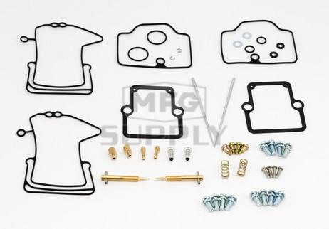 26-1866 Ski-Doo Aftermarket Carburetor Rebuild Kit for Most 2003-2004 600 HO Carb. Model Snowmobiles