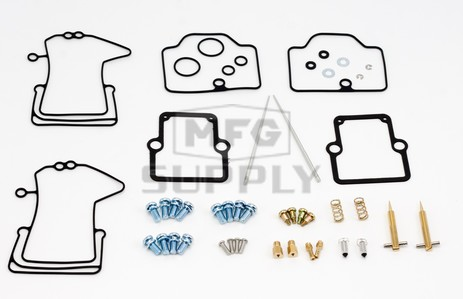 26-1867 Ski-Doo Aftermarket Carburetor Rebuild Kit for Some 2005-2007 600 HO Carb. Model Snowmobiles