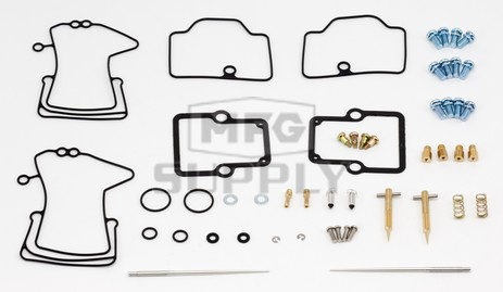 26-1879 Ski-Doo Aftermarket Carburetor Rebuild Kit for 2005 & 2007 Summit 800 & 800R Model Snowmobiles