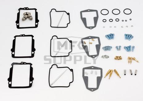 26-1886 Yamaha Aftermarket Carburetor Rebuild Kit for Most 1997-2003 700 Model Snowmobiles