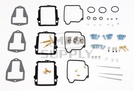 26-1887 Yamaha Aftermarket Carburetor Rebuild Kit for 2002-2006 700 SX Viper & Venture Model Snowmobiles