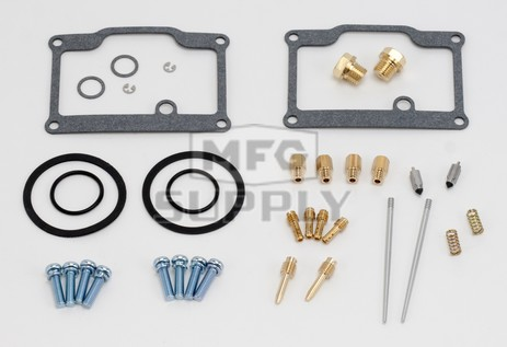 26-1903 Arctic Cat Aftermarket Carburetor Rebuild Kit for Some 1978-1981 & 1989 El Tigre 500 & 530 Model Snowmobiles