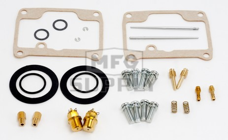 26-1910 Arctic Cat Aftermarket Carburetor Rebuild Kit for 1996 ZR 440 Model Snowmobiles