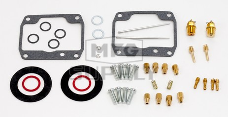 26-1913 Arctic Cat Aftermarket Carburetor Rebuild Kit for Some 1980-1990 500 & 530 El Tigre & Cheetah Model Snowmobiles