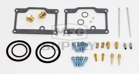 26-1921 Arctic Cat Aftermarket Carburetor Rebuild Kit for Various 2007-2018 570 Model Snowmobiles