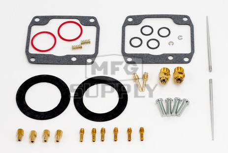 26-1923 Arctic Cat Aftermarket Carburetor Rebuild Kit for Most 1989-1995 650 & 700 Wild Cat and ZR 700 Model Snowmobiles
