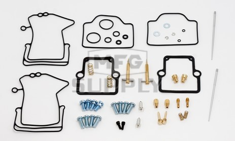 26-1928 Arctic Cat Aftermarket Carburetor Rebuild Kit for 2004-2006 Firecat F7 700 Model Snowmobiles
